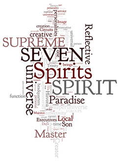 The Seven Supreme Spirit Groups